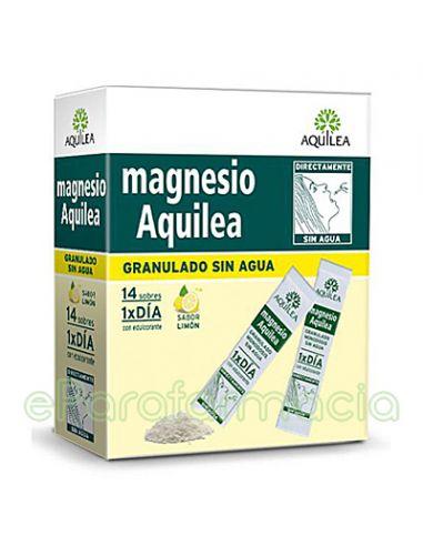 AQUILEA MAGNESIO  GRANULADO 14 SOBRES...