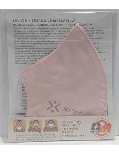 MASCARILLA FFP2 LAVABLE REUTILIZABLE...
